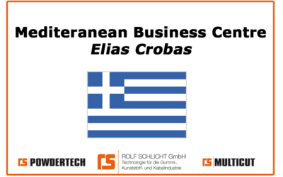 Introduction of Mediteranean Business Centre Elias Crobas – agent for Greece