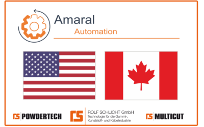 Amaral Automation USA our agent in the US and Canada