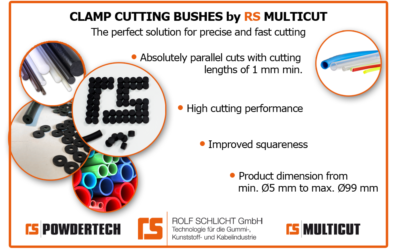 Get to know our clamp cutting bushes!