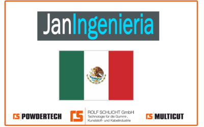 JAN INGENIERIA Introduction of our agent in Mexico