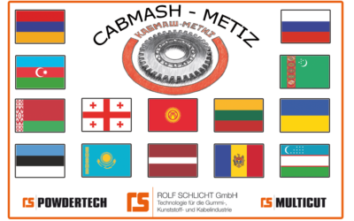CABMASH-METIZ, OOO Introduction of our agent in Russia, Balkan and Central Asia